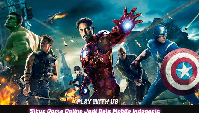 Situs Game Online Judi Bola Mobile Indonesia